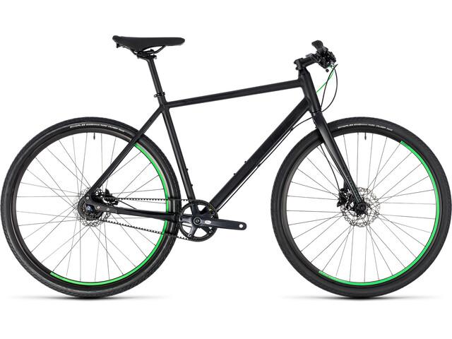 Cube Hyde Race - Vélo de ville - noir